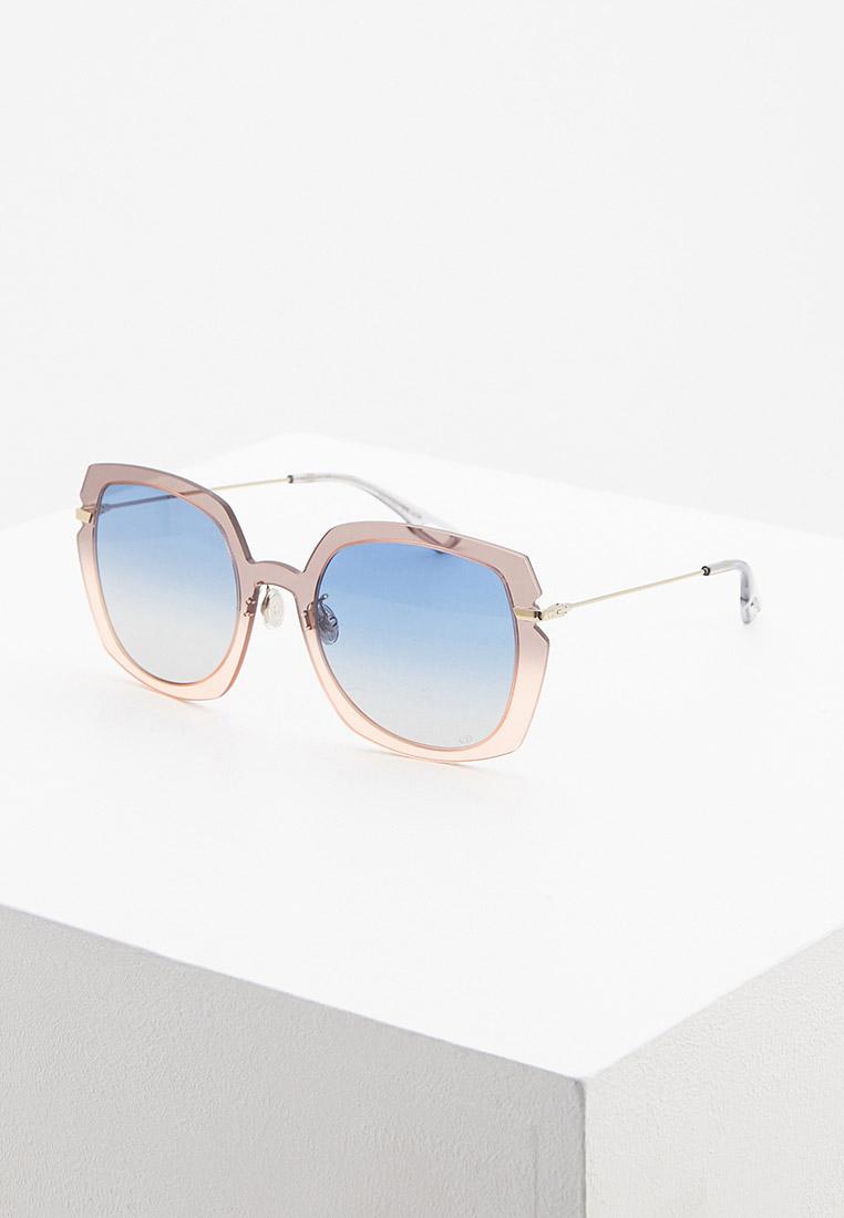 Женские солнцезащитные очки Christian Dior (Кристиан Диор) DIORATTITUDE1: изображение 3