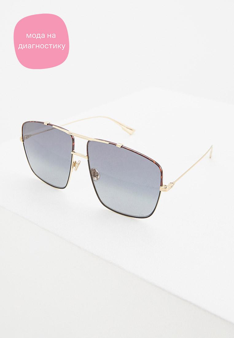 Женские солнцезащитные очки Christian Dior (Кристиан Диор) DIORMONSIEUR2: изображение 2