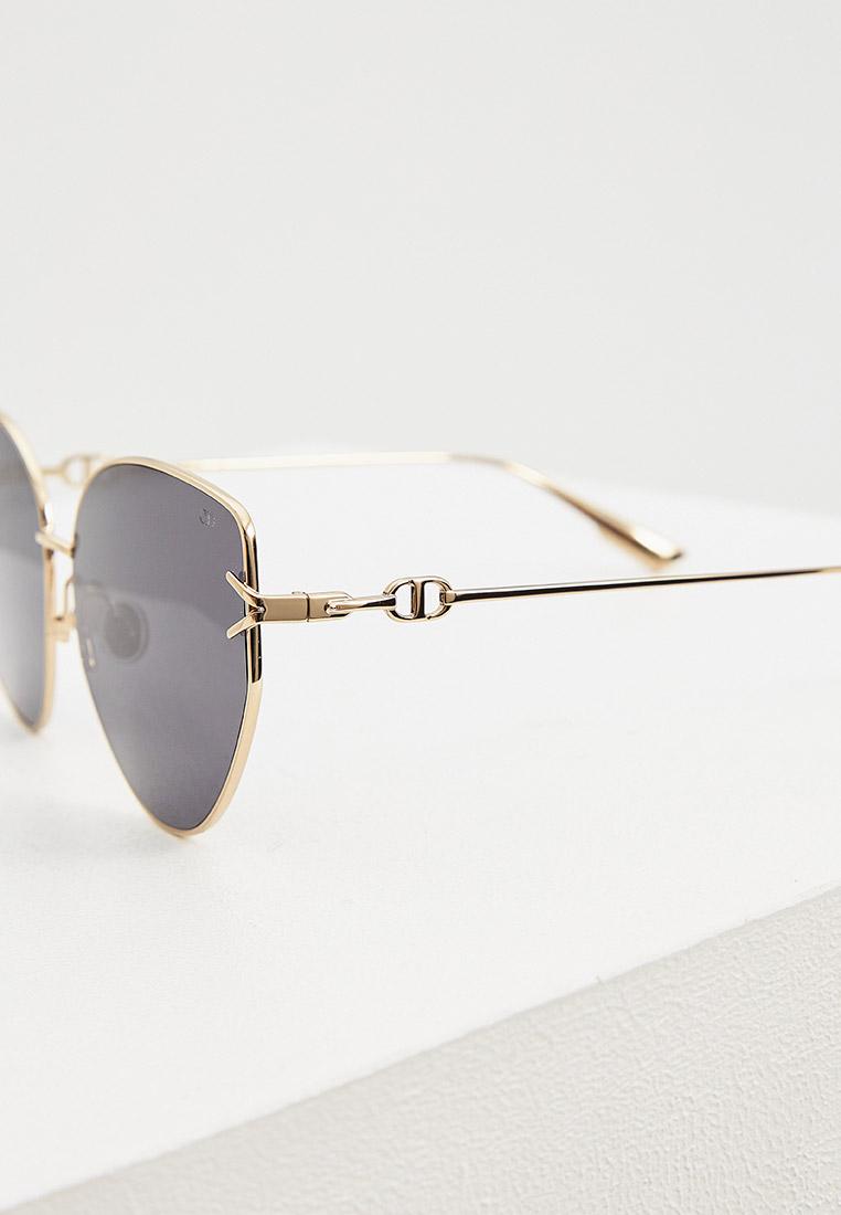 Женские солнцезащитные очки Christian Dior (Кристиан Диор) DIORGIPSY1: изображение 4