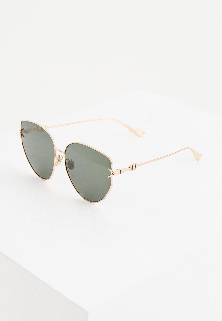 Женские солнцезащитные очки Christian Dior (Кристиан Диор) DIORGIPSY1: изображение 1