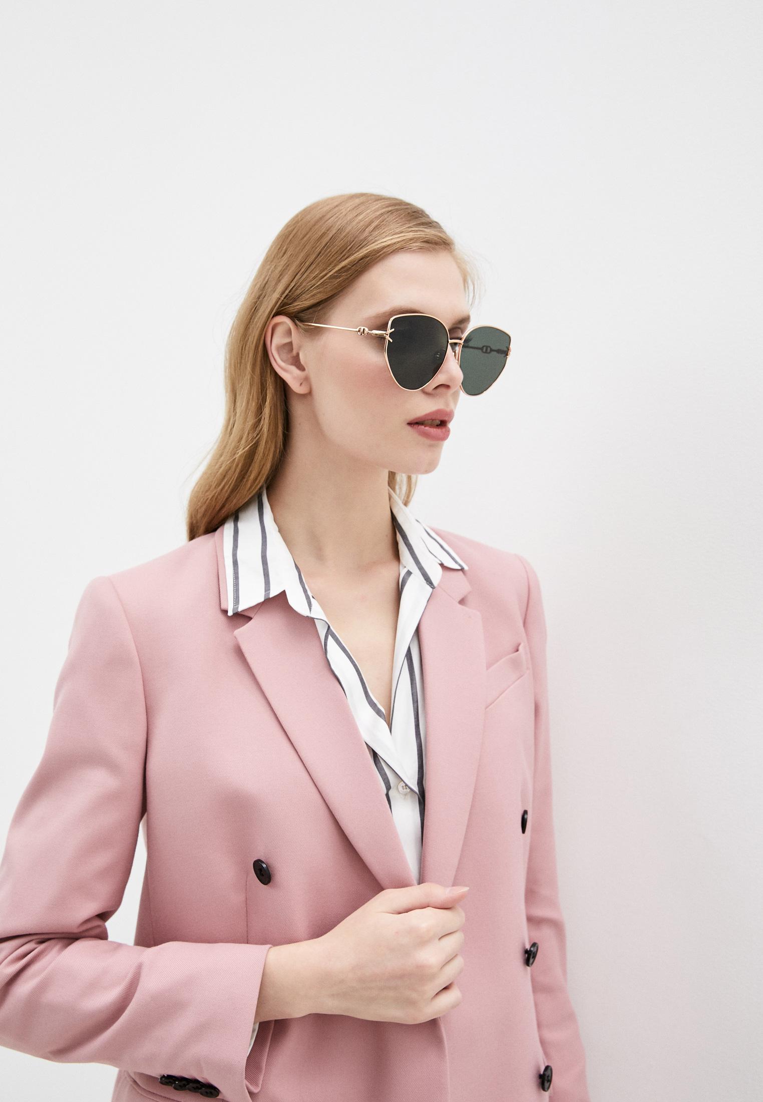 Женские солнцезащитные очки Christian Dior (Кристиан Диор) DIORGIPSY1: изображение 7