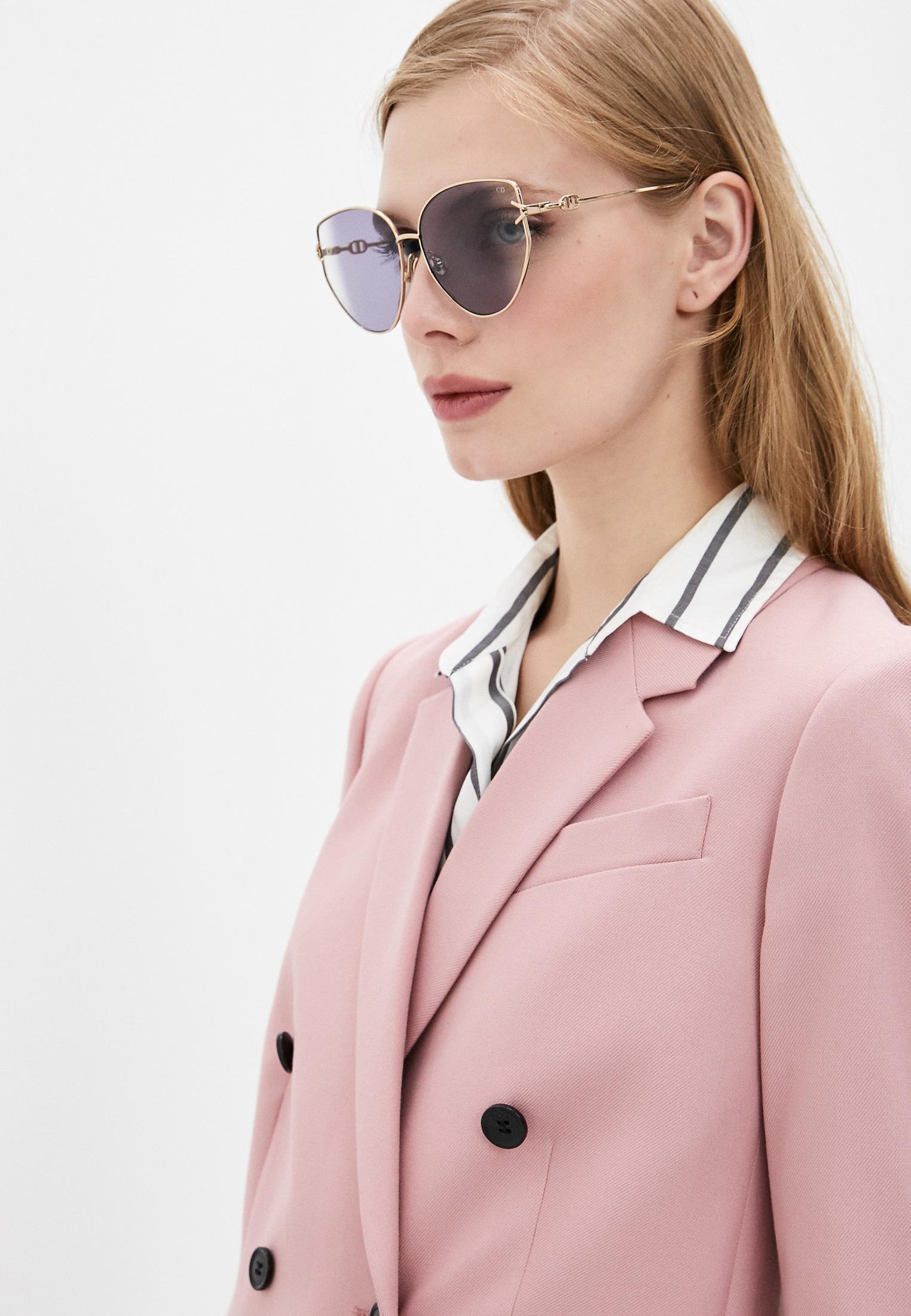 Женские солнцезащитные очки Christian Dior (Кристиан Диор) DIORGIPSY1: изображение 6