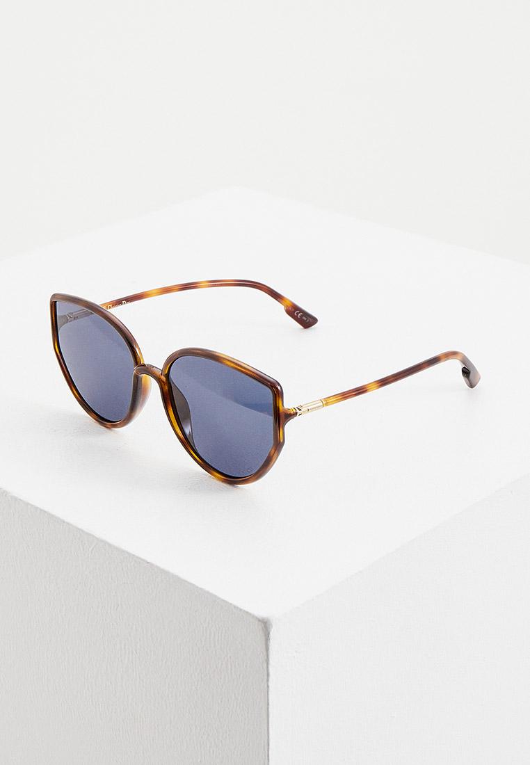 Женские солнцезащитные очки Christian Dior (Кристиан Диор) SOSTELLAIRE4: изображение 7