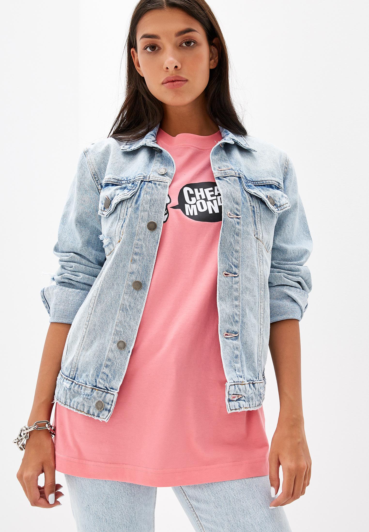 Джинсовая куртка Cheap Monday 687087