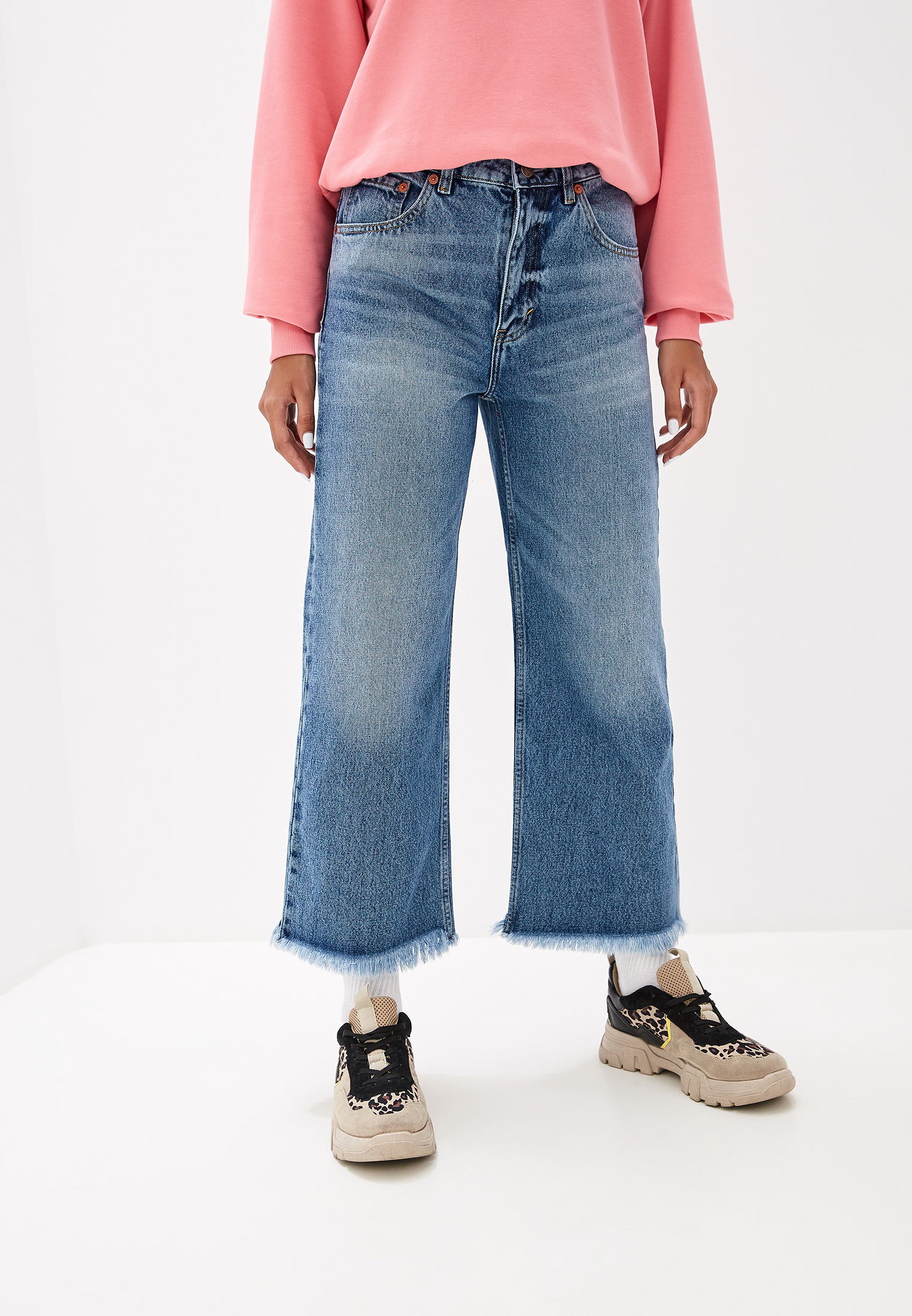 Широкие и расклешенные джинсы Cheap Monday 718116