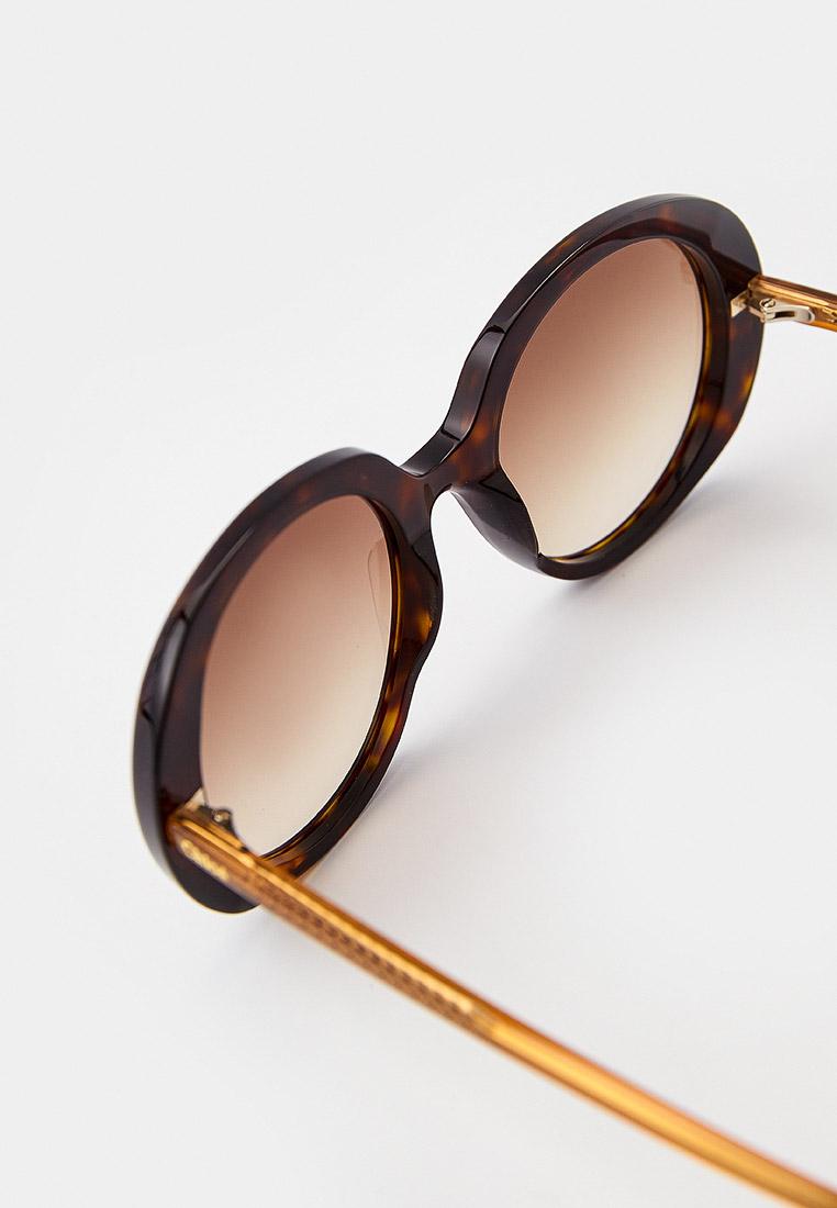 Женские солнцезащитные очки Chloe CH0007S: изображение 3