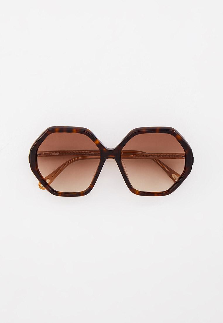 Женские солнцезащитные очки Chloe Очки солнцезащитные Chloe