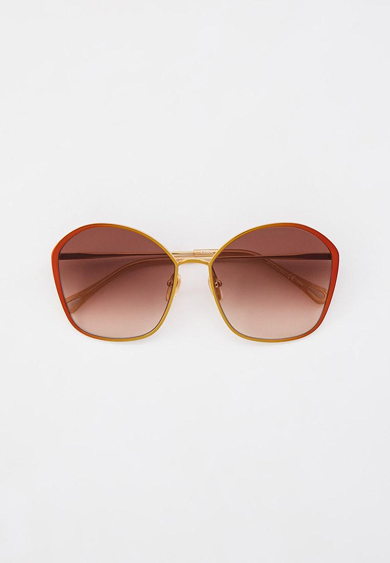 Женские солнцезащитные очки Chloe CH0015S
