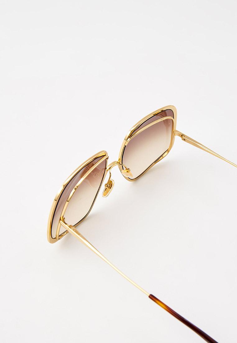 Женские солнцезащитные очки Chloe CH0035S: изображение 3