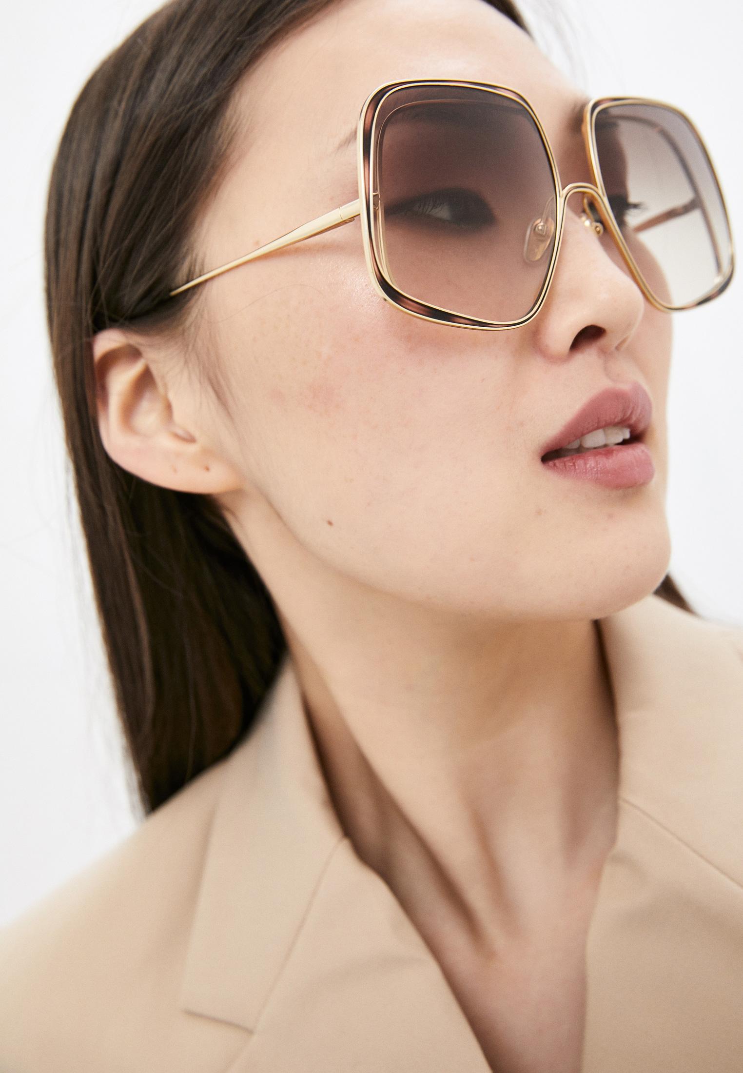 Женские солнцезащитные очки Chloe CH0035S: изображение 5