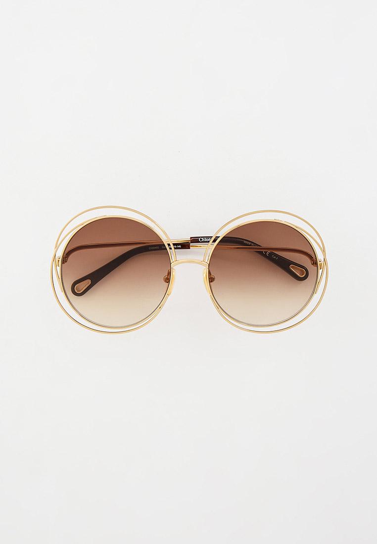 Женские солнцезащитные очки Chloe CH0045S: изображение 1