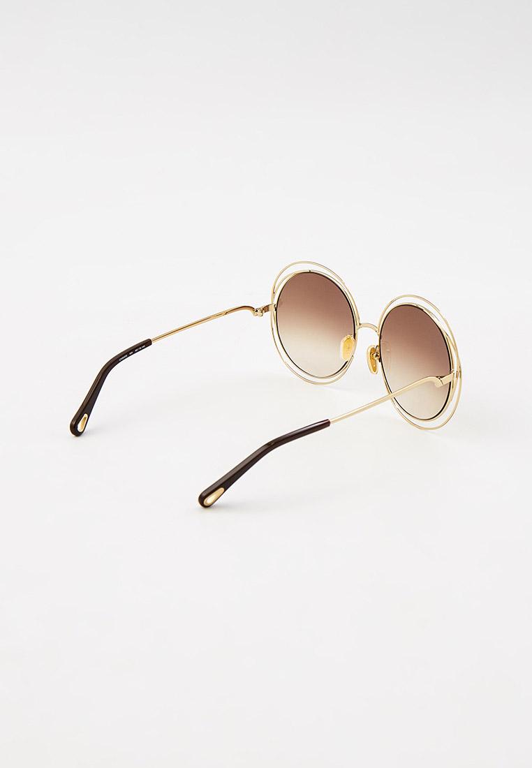 Женские солнцезащитные очки Chloe CH0045S: изображение 2