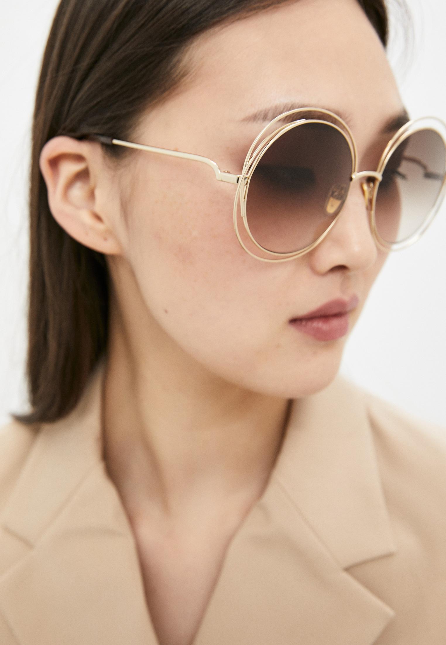 Женские солнцезащитные очки Chloe CH0045S: изображение 5