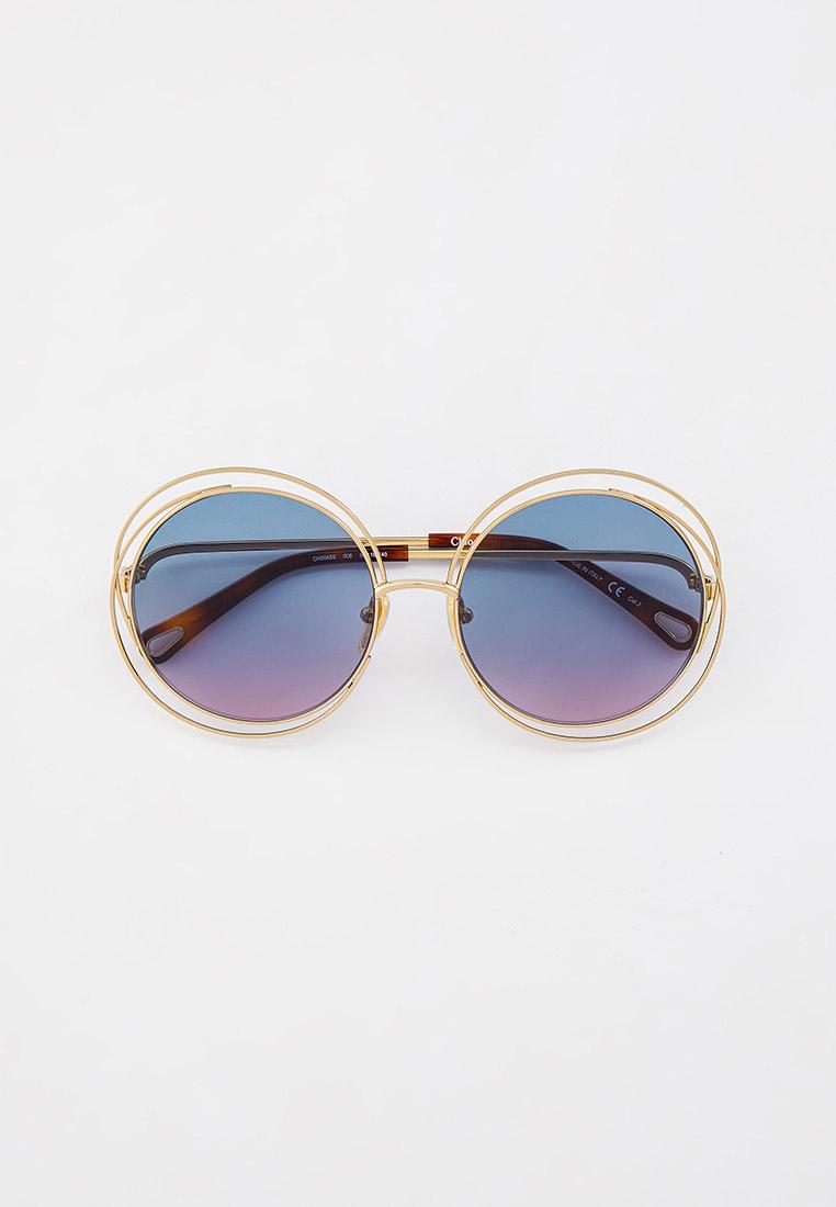 Женские солнцезащитные очки Chloe CH0045S: изображение 7