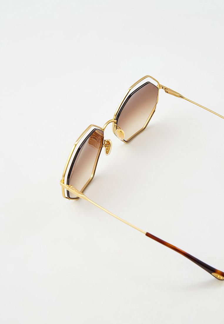 Женские солнцезащитные очки Chloe CH0046S: изображение 3