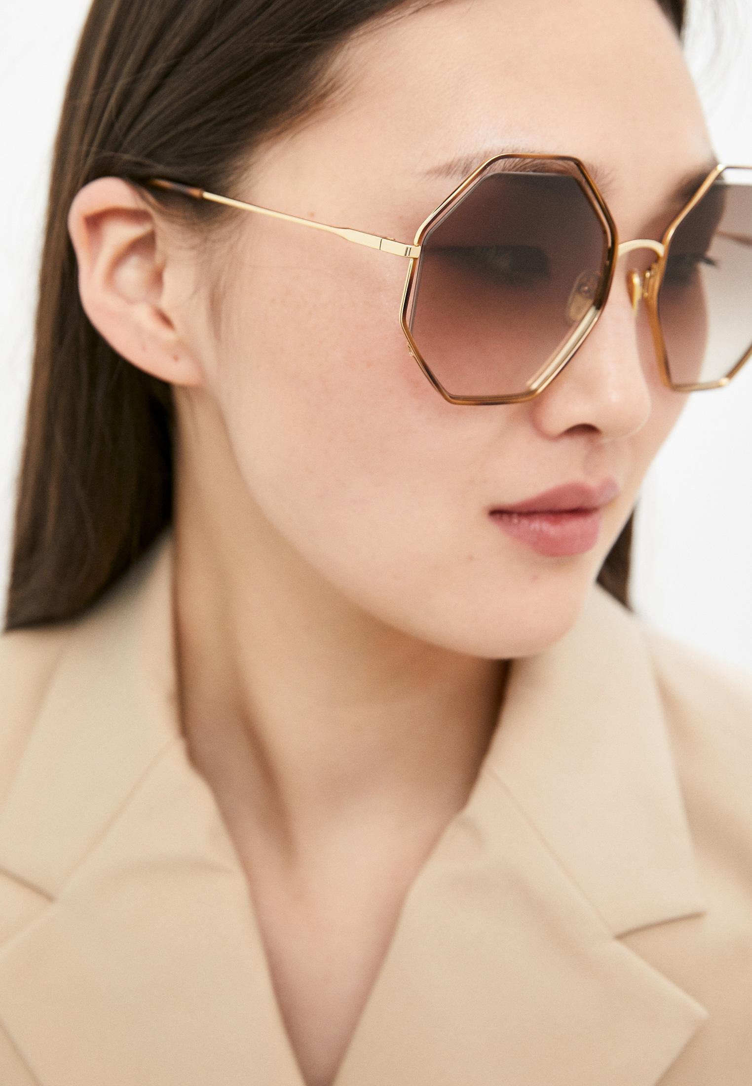 Женские солнцезащитные очки Chloe CH0046S: изображение 5