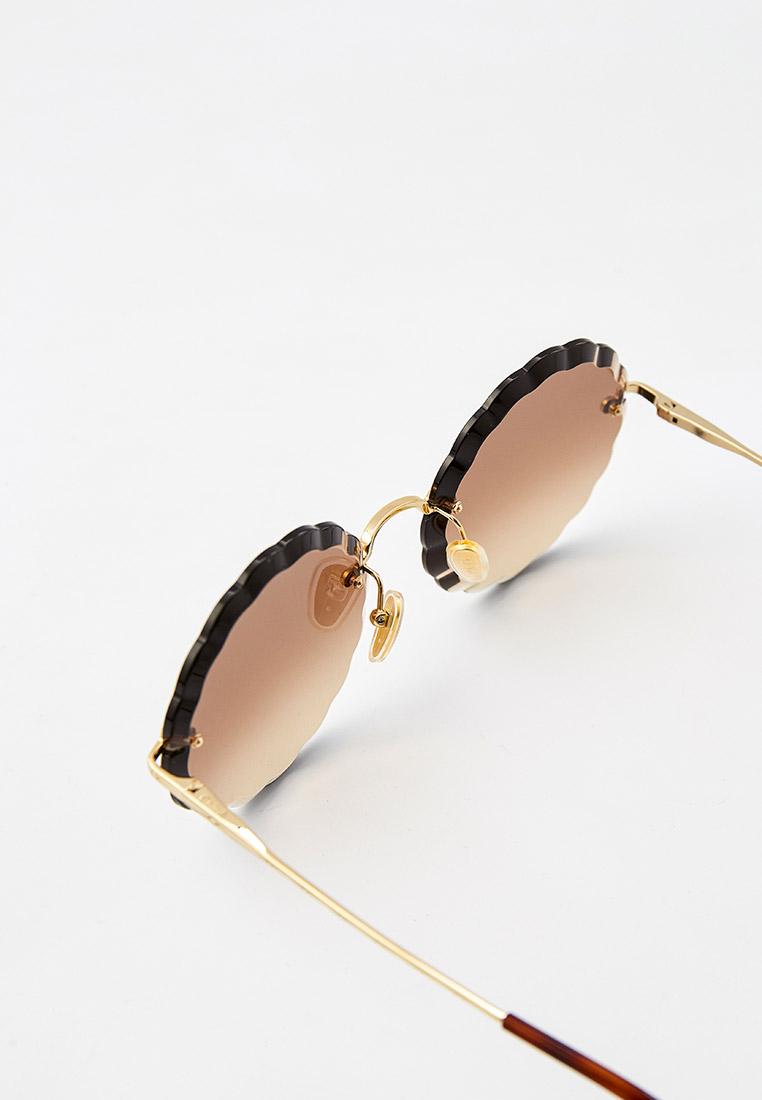 Женские солнцезащитные очки Chloe CH0047S: изображение 3