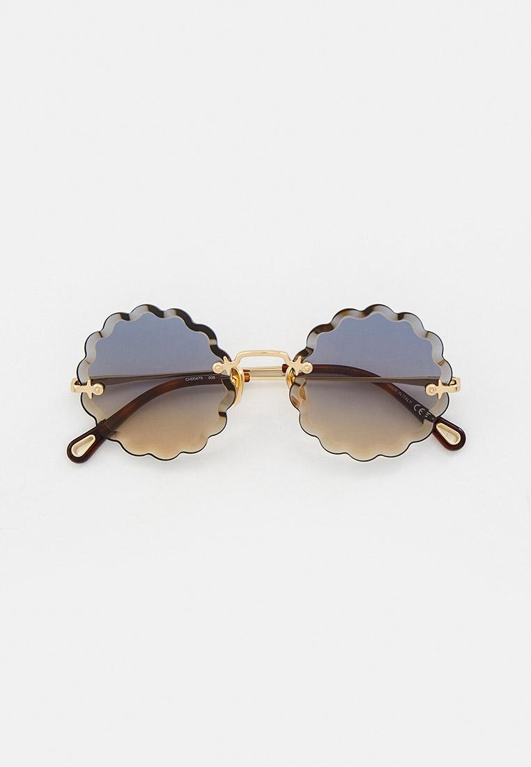 Женские солнцезащитные очки Chloe CH0047S: изображение 5