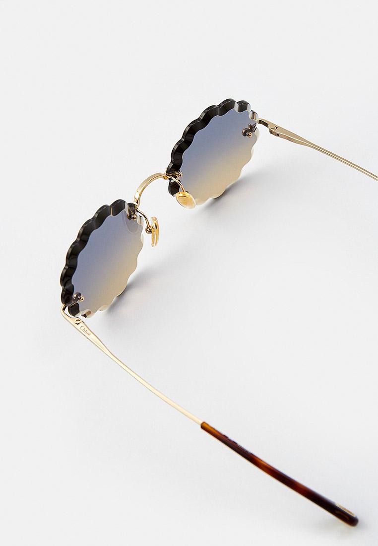 Женские солнцезащитные очки Chloe CH0047S: изображение 7