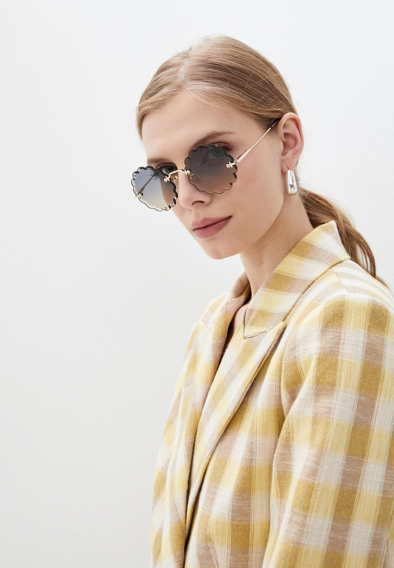 Женские солнцезащитные очки Chloe CH0047S: изображение 9