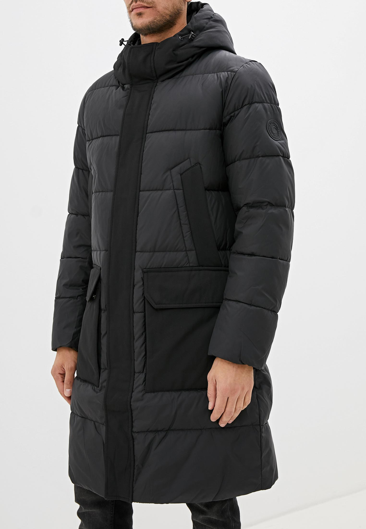 Утепленная куртка Clasna CW19MD-713CW