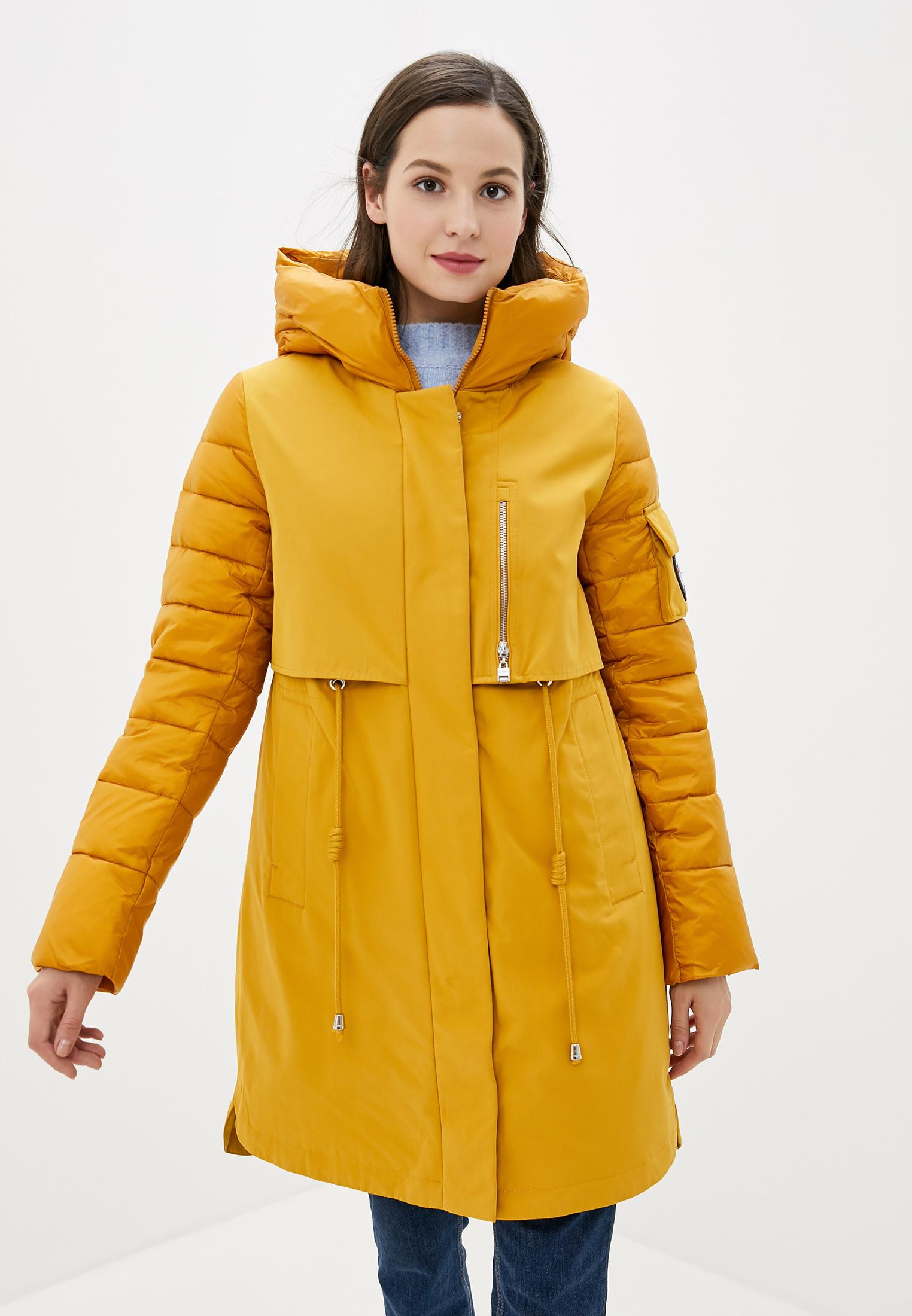 Утепленная куртка Clasna CW19D-219CW