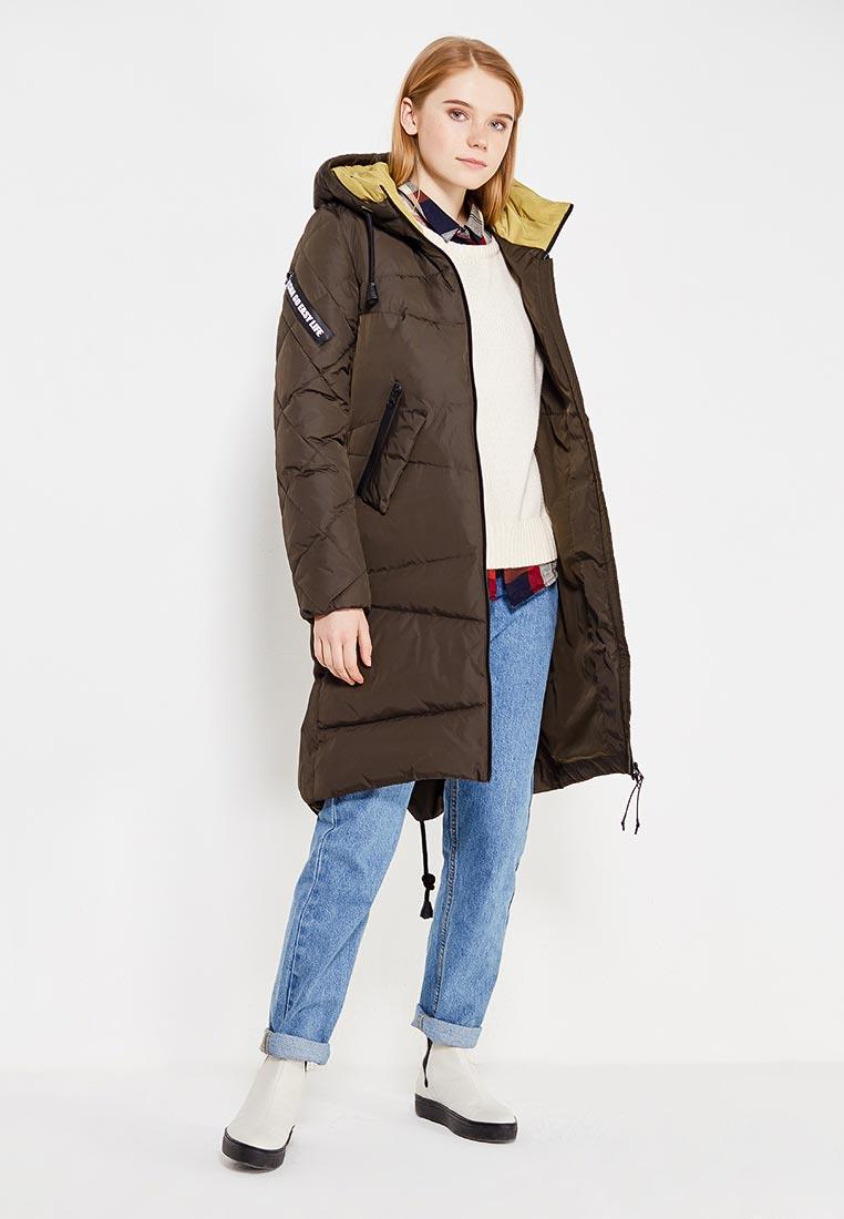 Утепленная куртка Clasna CW17D-118CW: изображение 2