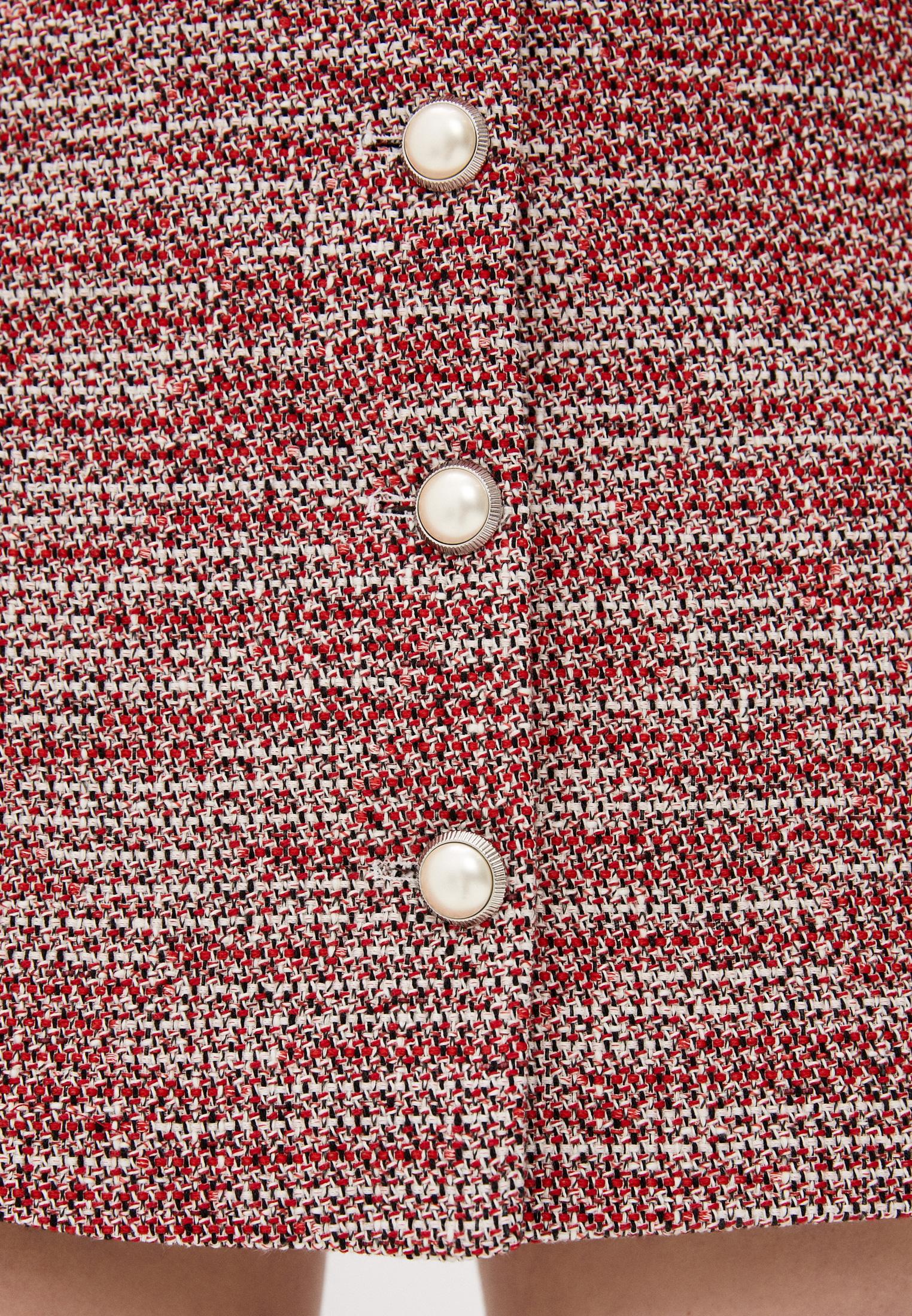 Прямая юбка Claudie Pierlot CFPJU00128: изображение 5