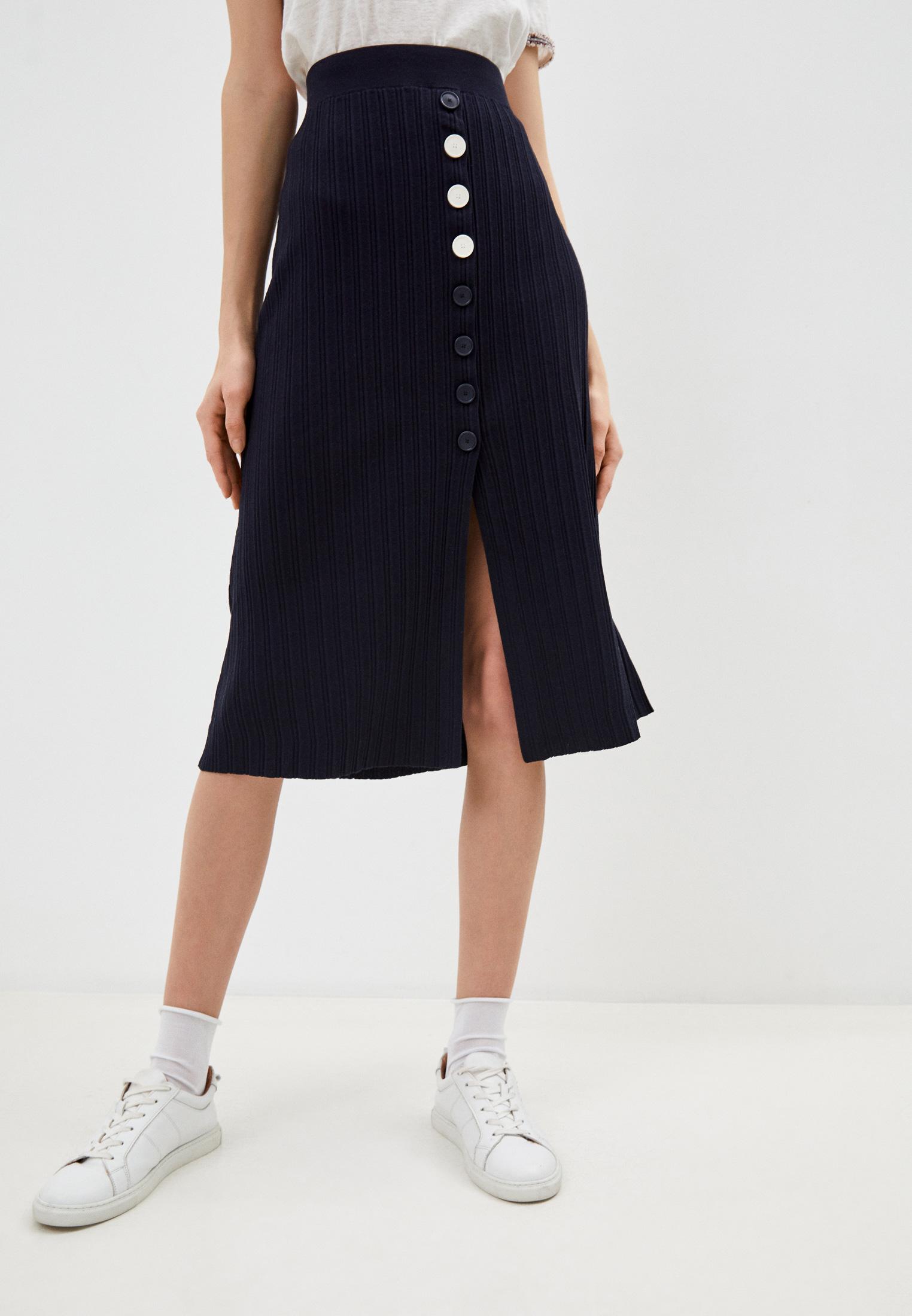Широкая юбка Claudie Pierlot CFPJU00139
