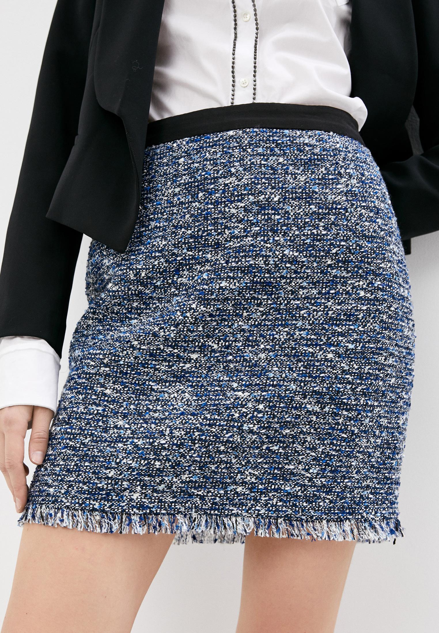 Прямая юбка Claudie Pierlot CFPJU00174