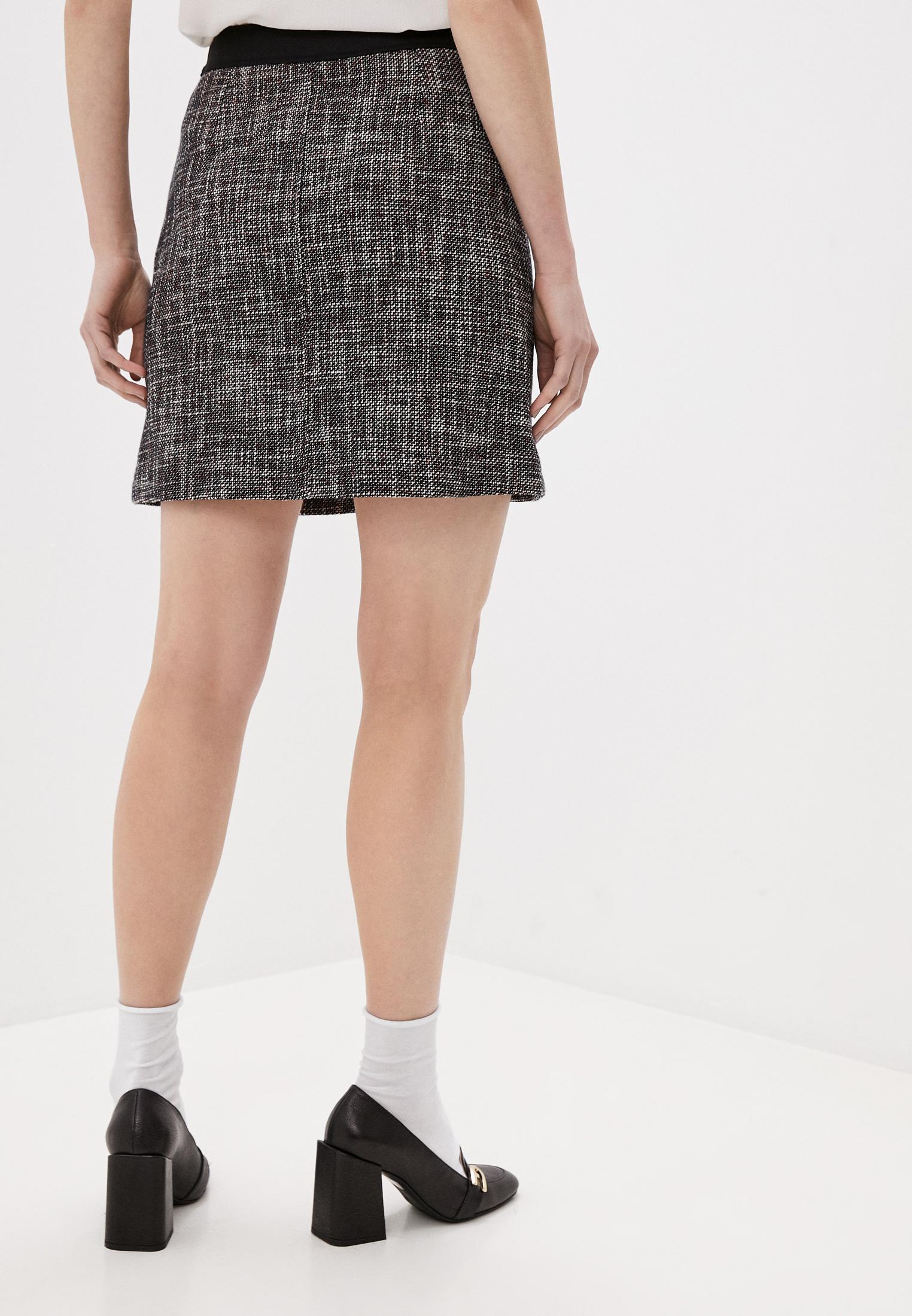 Прямая юбка Claudie Pierlot CFPJU00176: изображение 4