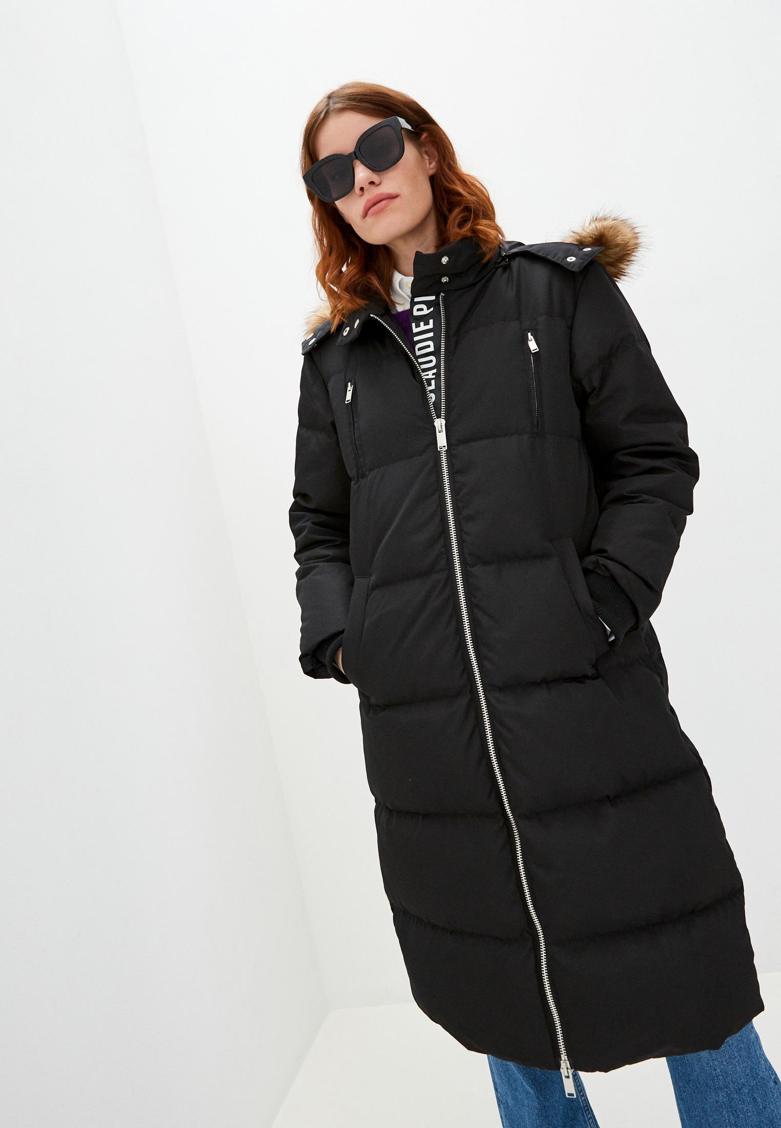 Утепленная куртка Claudie Pierlot CFPOU00170: изображение 1