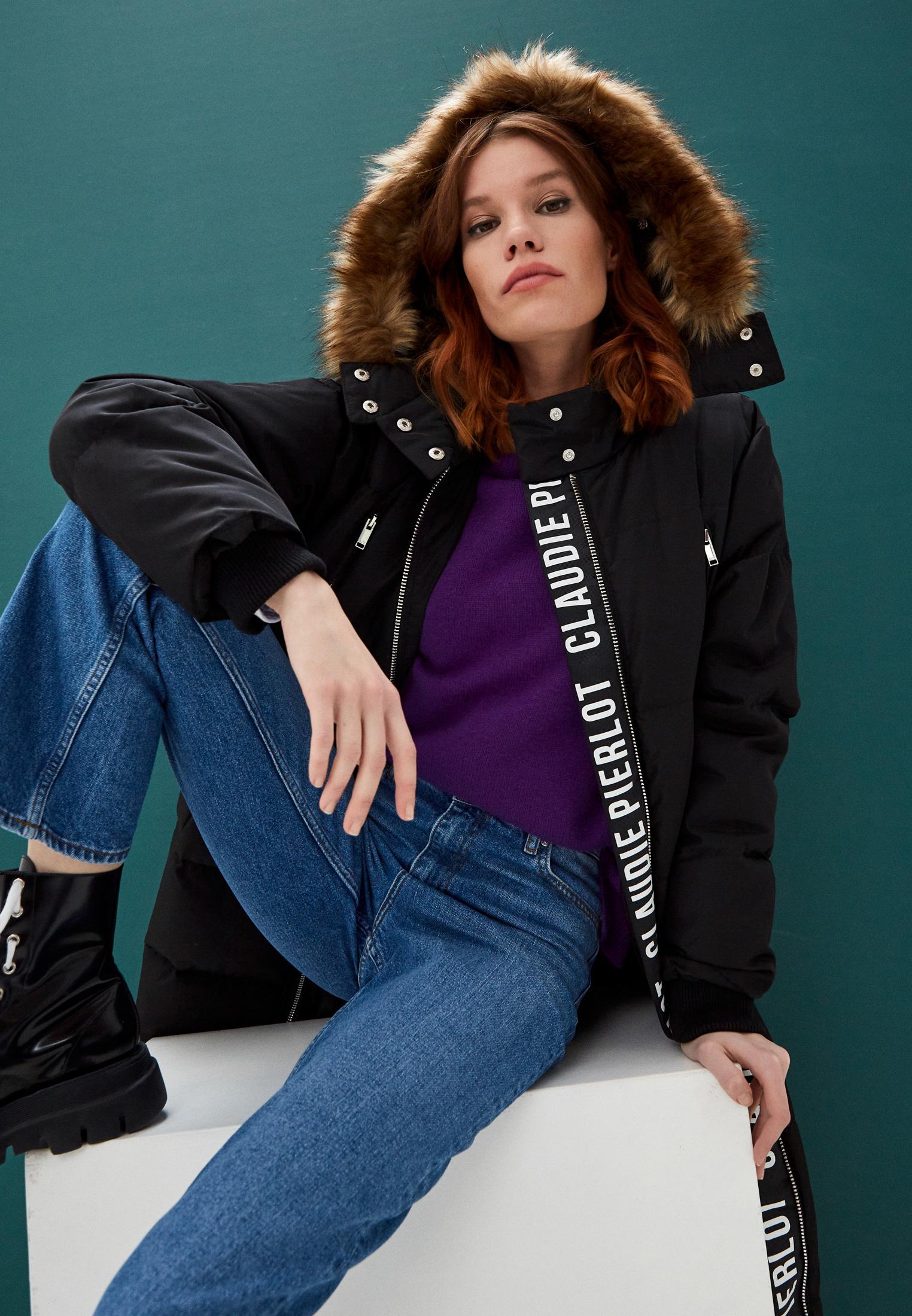 Утепленная куртка Claudie Pierlot CFPOU00170: изображение 2