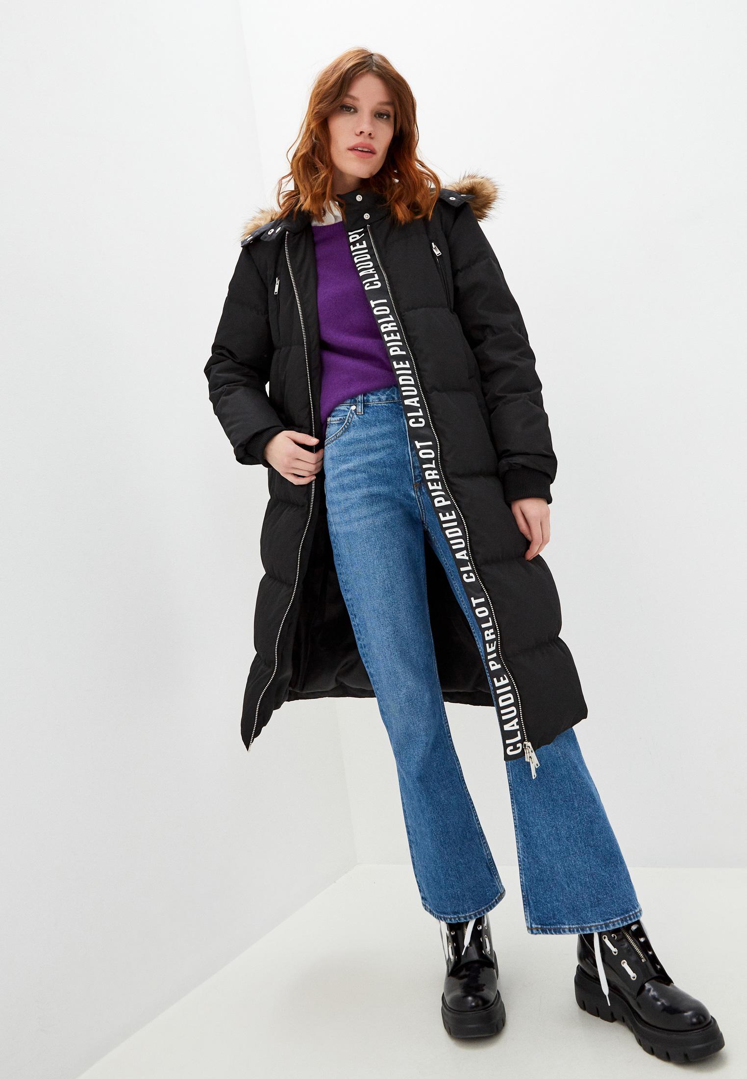 Утепленная куртка Claudie Pierlot CFPOU00170: изображение 3