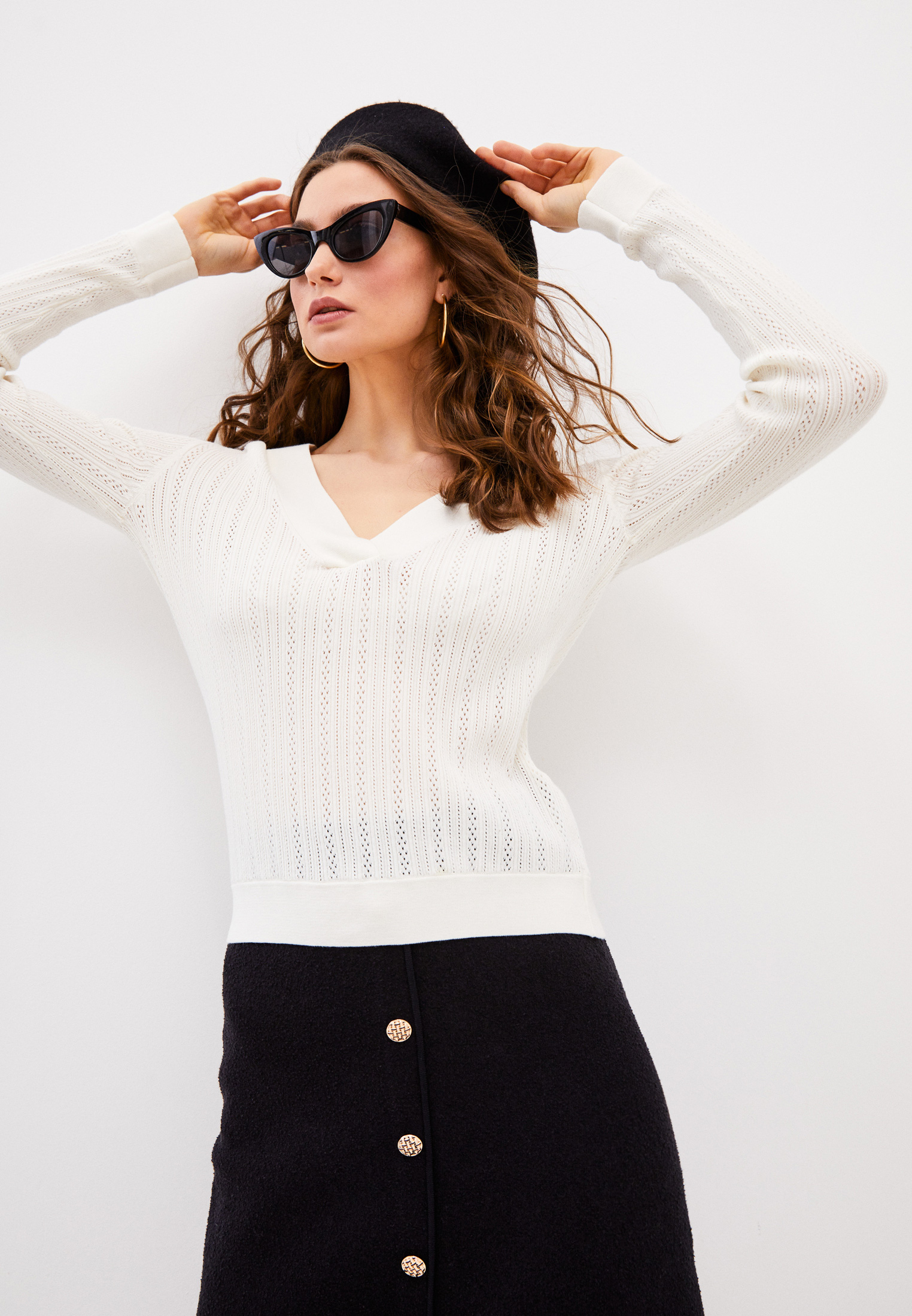 Пуловер Claudie Pierlot CFPPU00407: изображение 1