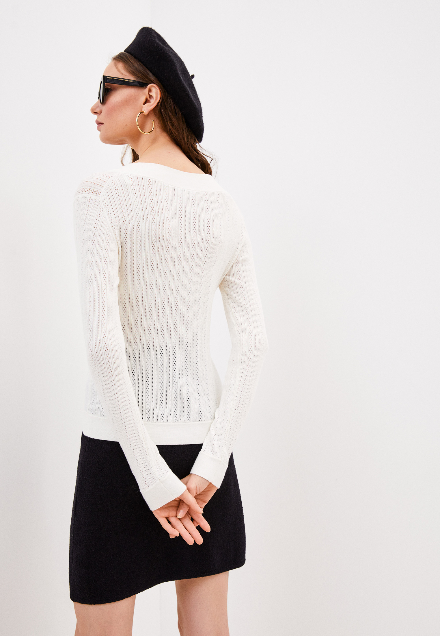 Пуловер Claudie Pierlot CFPPU00407: изображение 4