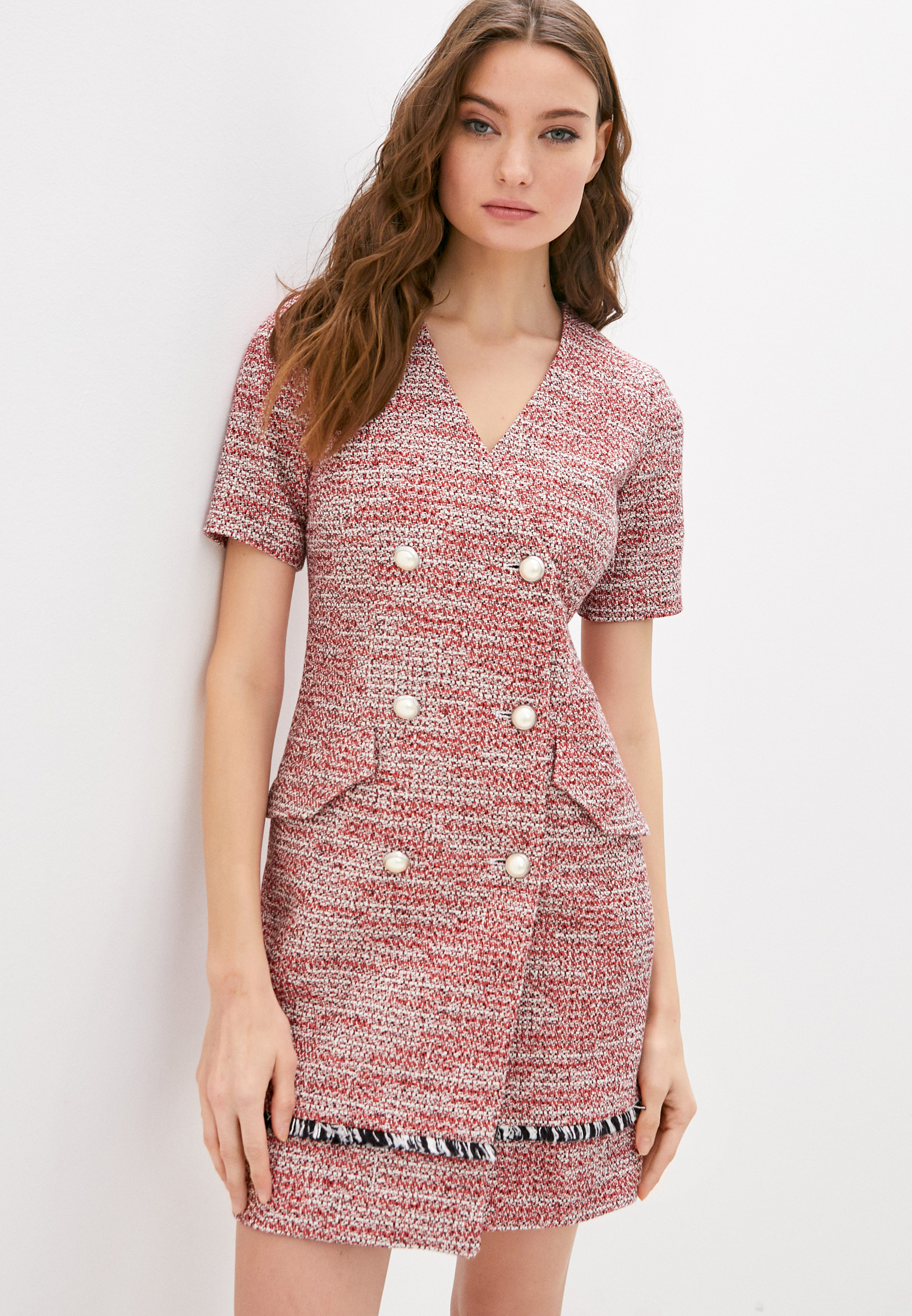 Повседневное платье Claudie Pierlot CFPRO00463: изображение 1