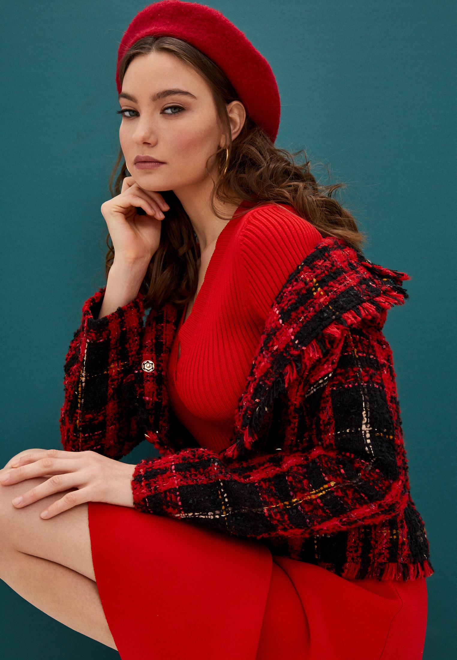 Вязаное платье Claudie Pierlot CFPRO00485: изображение 2