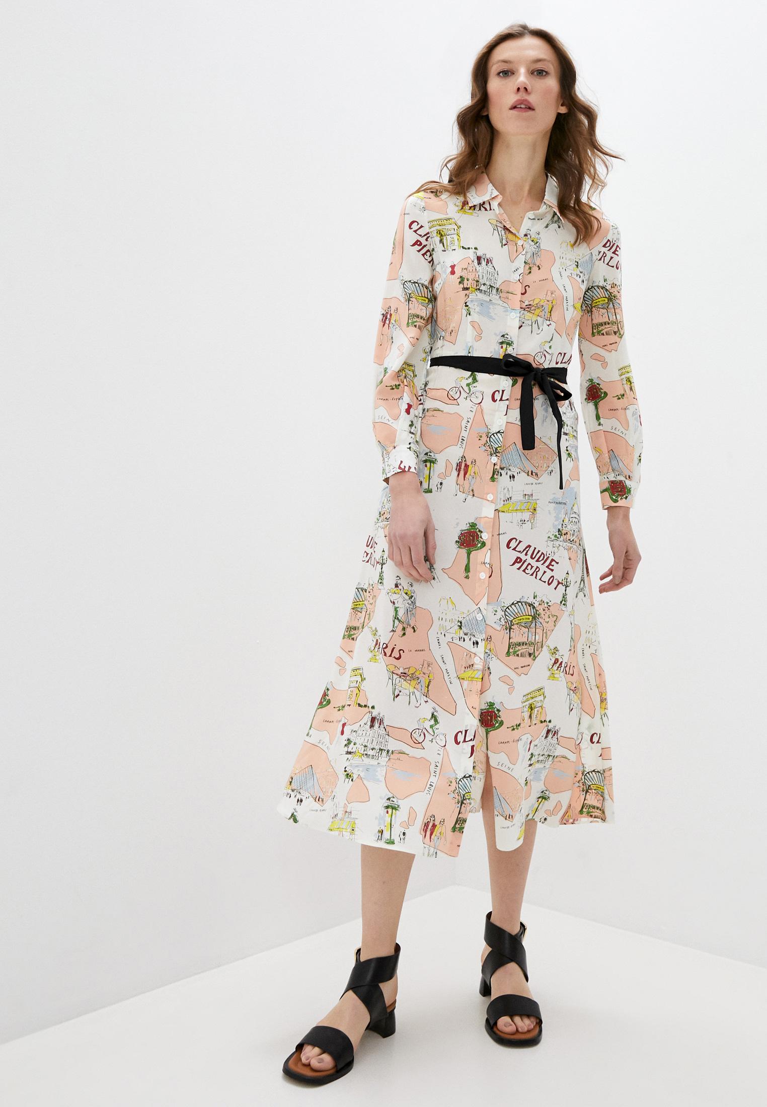 Платье Claudie Pierlot CFPRO00634