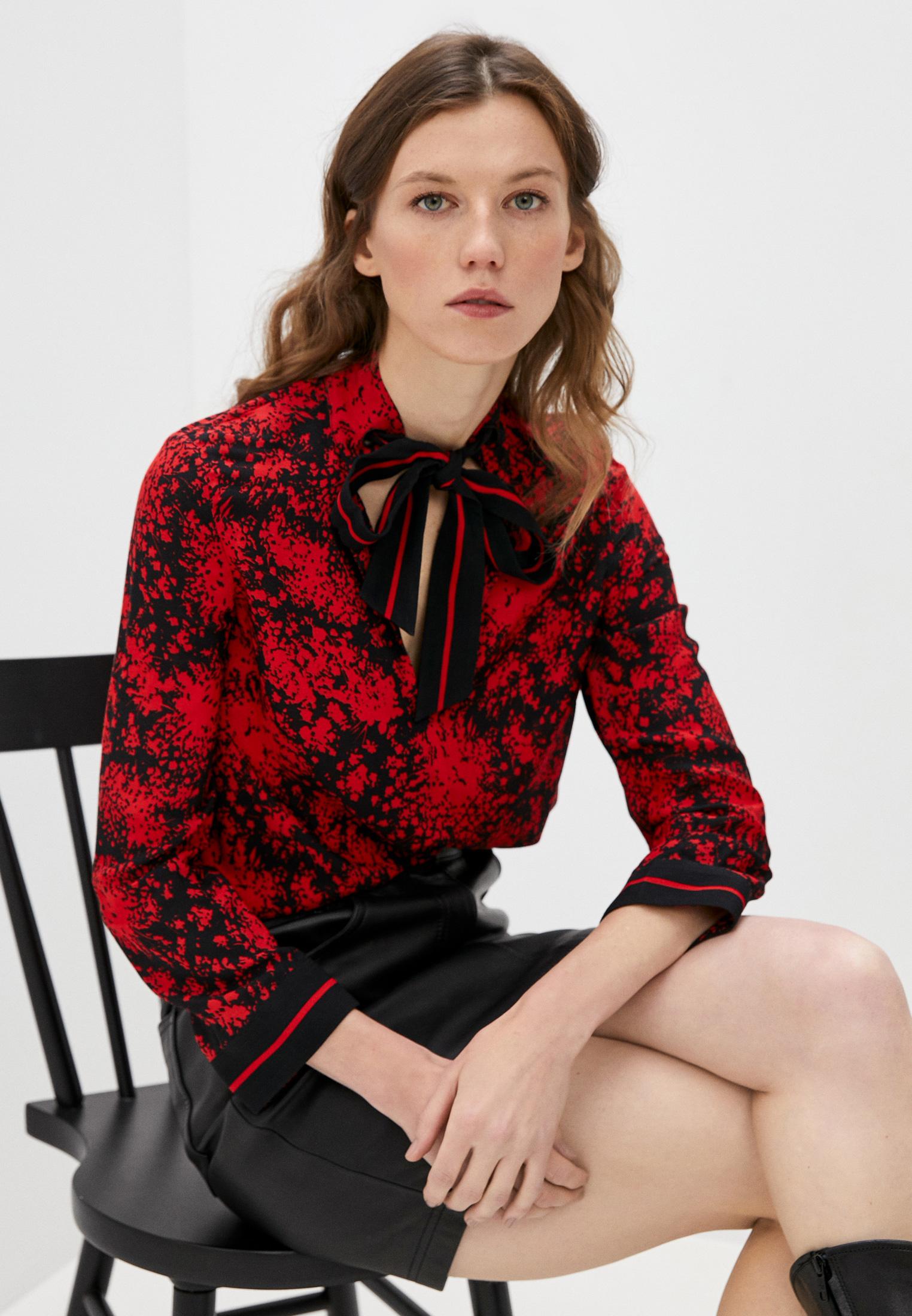 Блуза Claudie Pierlot CFPTO00346