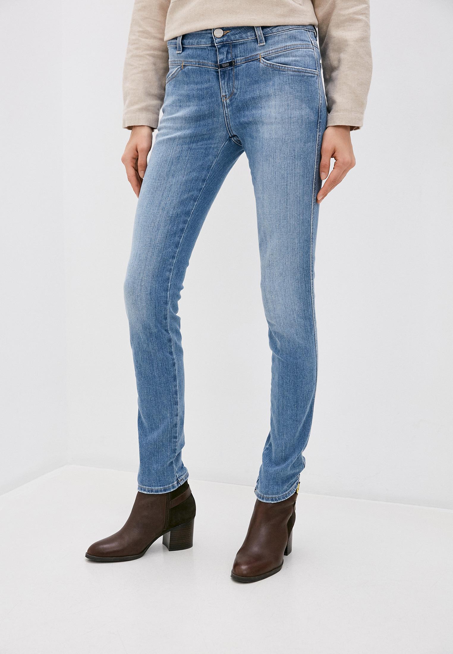 Зауженные джинсы Closed C91420-04X-3W