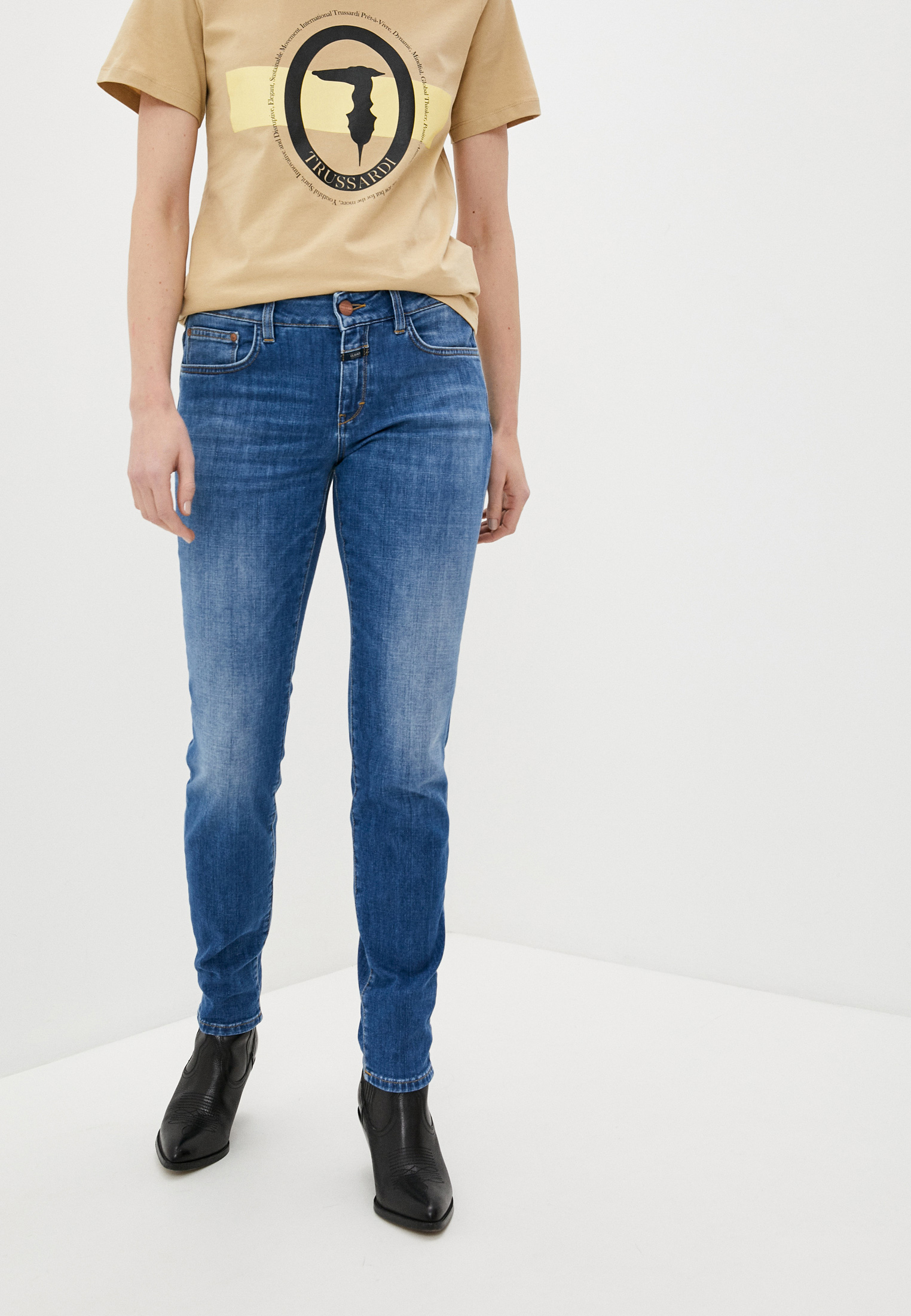Зауженные джинсы Closed Джинсы Closed