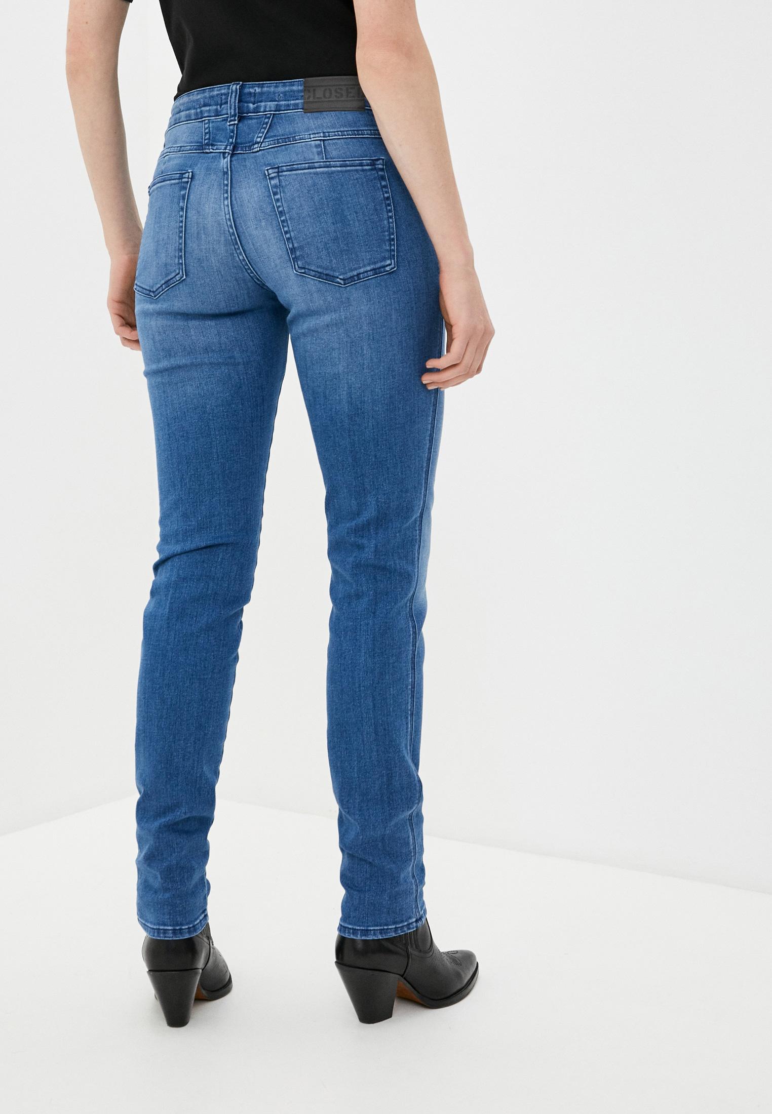 Зауженные джинсы Closed C91420-04R-2W: изображение 4