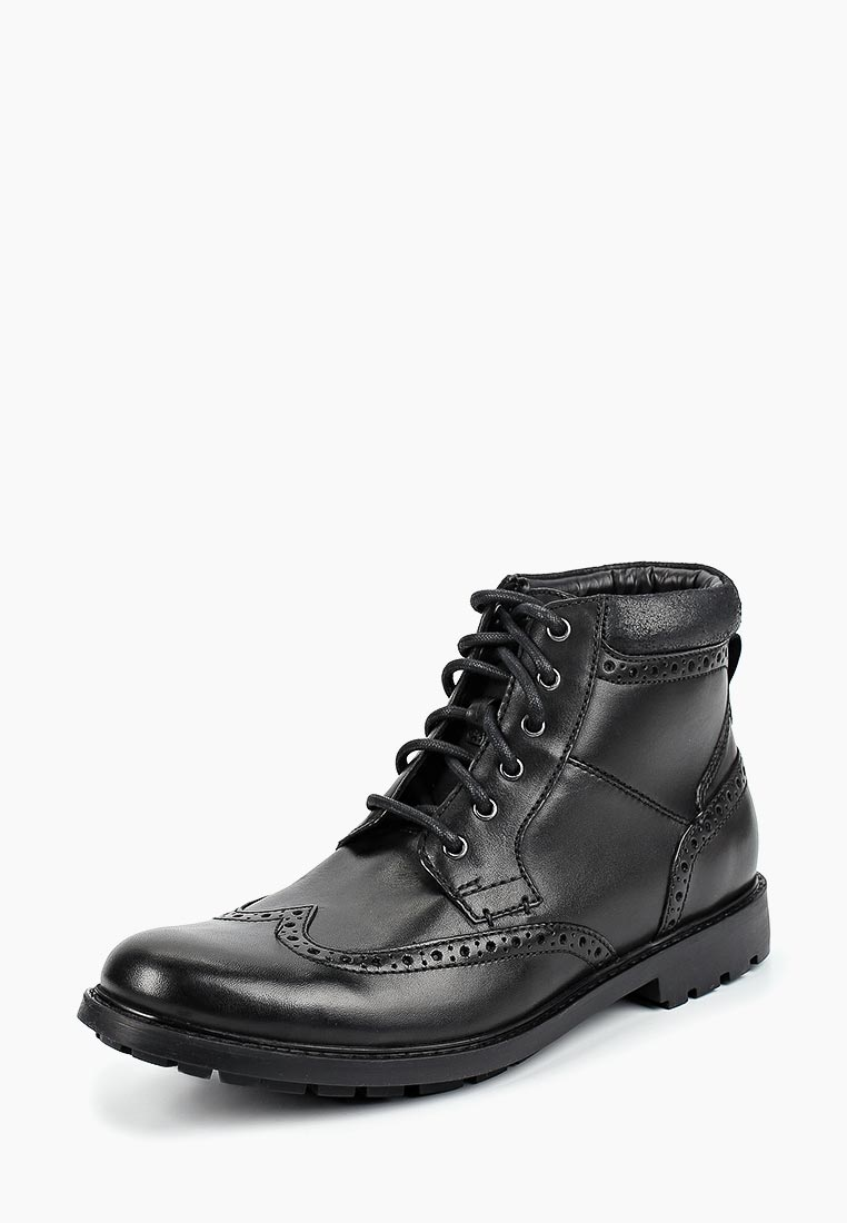 Мужские ботинки Clarks (Кларкс) 26136853 купить за 10499 руб. 2a2b0708b2a88