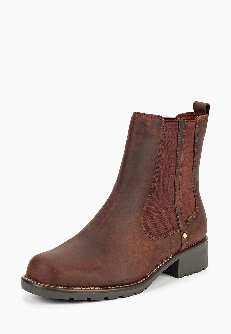 Женские ботинки Clarks (Кларкс) 26138171