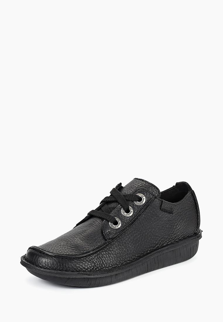 Женские ботинки Clarks (Кларкс) 20306639