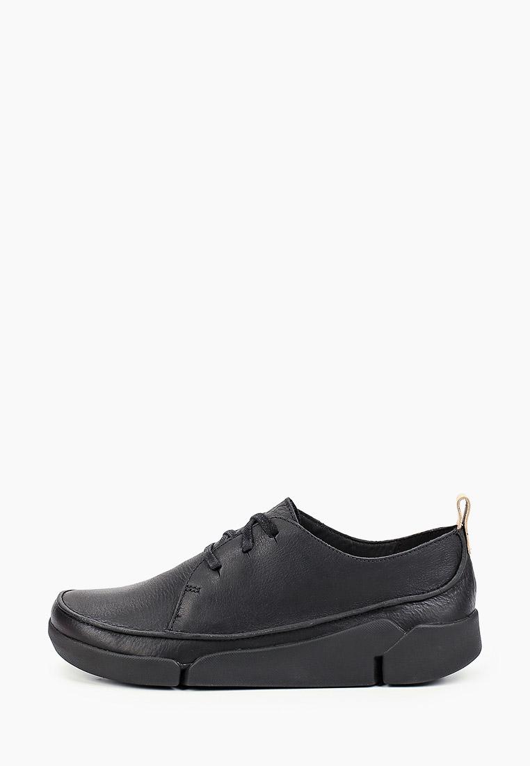 Женские ботинки Clarks (Кларкс) 26135253