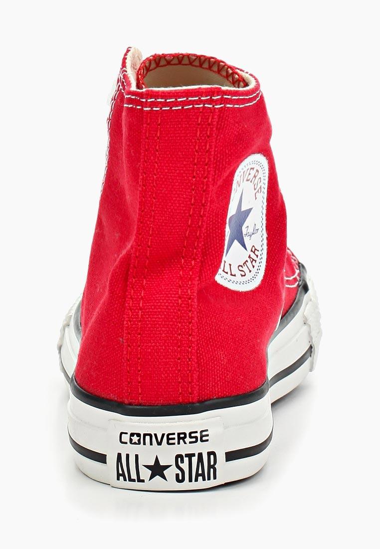 Кеды Converse (Конверс) 3J232: изображение 3