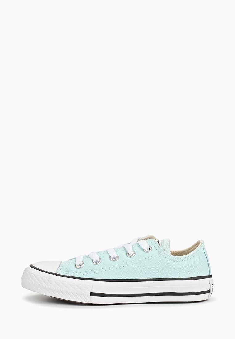 Кеды для девочек Converse (Конверс) 663631
