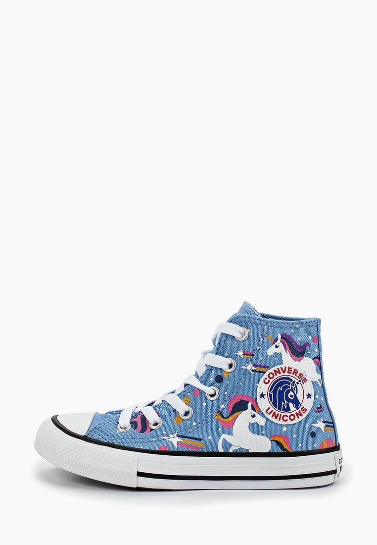 Кеды Converse (Конверс) 665472